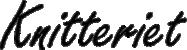 Knitteriet